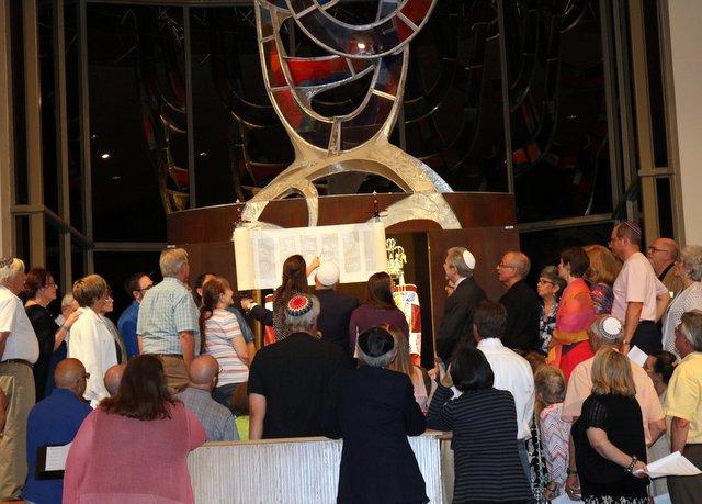 Shavuot New Torah Hakafah