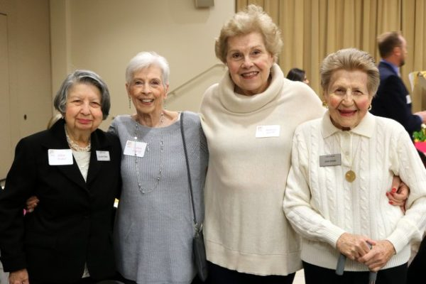 SH Interfaith luncheon older ladies