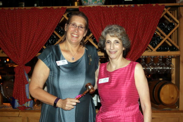 SH Laurel Fisher and Ann Weintraub