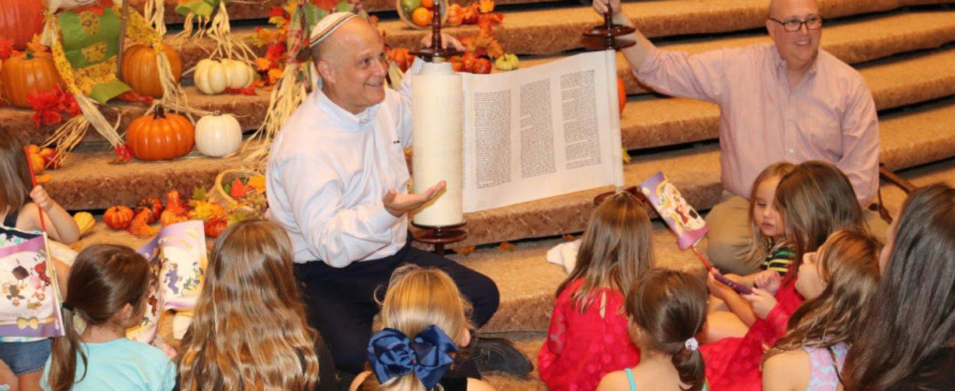 Simchat Torah Paley kids 2019 website