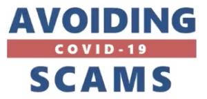 Avoiding Covid-19 Scams