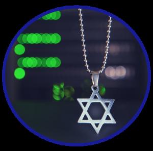 Data and Star of David